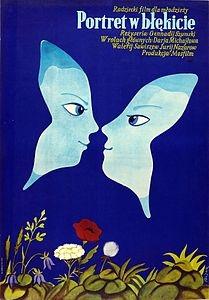 Retrato Azul - Poster / Capa / Cartaz - Oficial 1