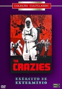 O Exército do Extermínio - Poster / Capa / Cartaz - Oficial 4