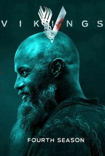 Vikings (4ª Temporada) - Poster / Capa / Cartaz - Oficial 4