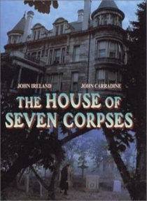A Casa dos Sete Mortos - Poster / Capa / Cartaz - Oficial 3