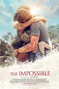 O Impossível - Poster / Capa / Cartaz - Oficial 6