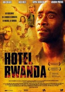 Hotel Ruanda - Poster / Capa / Cartaz - Oficial 3