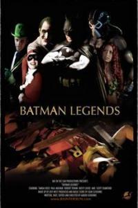 Batman Legends - Poster / Capa / Cartaz - Oficial 1