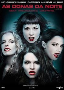 As Donas da Noite - Poster / Capa / Cartaz - Oficial 5