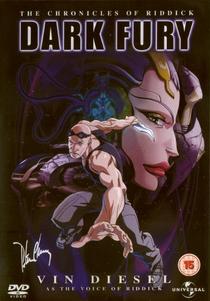 As Crônicas de Riddick: Fúria Negra - Poster / Capa / Cartaz - Oficial 1