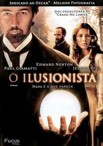 O Ilusionista - Poster / Capa / Cartaz - Oficial 2