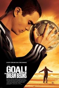 Gol! – O Sonho Impossível - Poster / Capa / Cartaz - Oficial 3