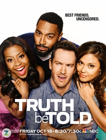 Truth Be Told - Poster / Capa / Cartaz - Oficial 1