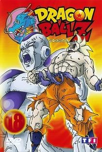 Dragon Ball Z (3ª Temporada) - Poster / Capa / Cartaz - Oficial 23