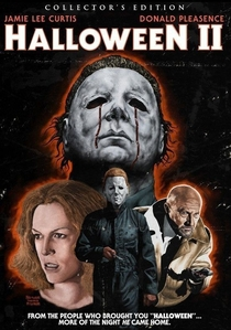 Halloween 2 - O Pesadelo Continua - Poster / Capa / Cartaz - Oficial 4