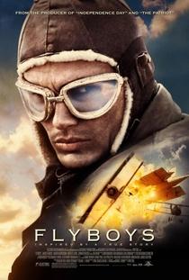Flyboys - Poster / Capa / Cartaz - Oficial 1