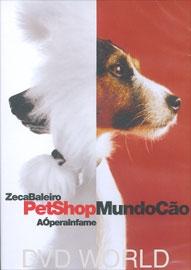 Zeca Baleiro - Pet Shop Mundo Cão - Poster / Capa / Cartaz - Oficial 1