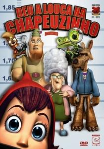 Deu a Louca na Chapeuzinho - Poster / Capa / Cartaz - Oficial 8