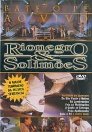 Rionegro & Solimões - Bate o Pé ao Vivo - Poster / Capa / Cartaz - Oficial 1
