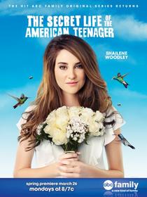 A Vida Secreta de uma Adolescente Americana (5ª Temporada) - Poster / Capa / Cartaz - Oficial 1