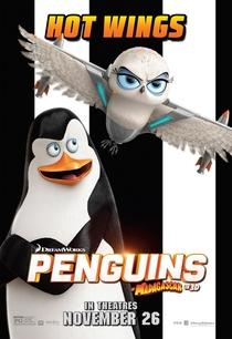 Os Pinguins de Madagascar - Poster / Capa / Cartaz - Oficial 8