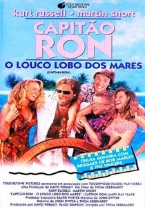 Capitão Ron, o Louco Lobo dos Mares - Poster / Capa / Cartaz - Oficial 2