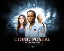 Heroes: Going Postal - Poster / Capa / Cartaz - Oficial 2