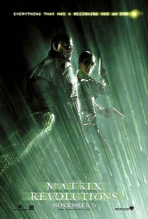 Matrix Revolutions - Poster / Capa / Cartaz - Oficial 9