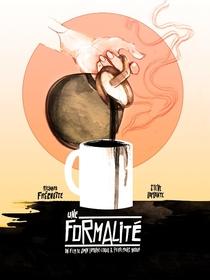 Une Formalité - Poster / Capa / Cartaz - Oficial 1