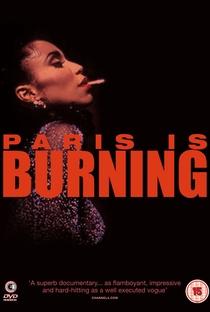 Paris is Burning - Poster / Capa / Cartaz - Oficial 1