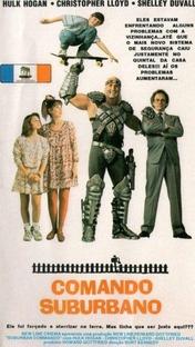 Comando Suburbano - Poster / Capa / Cartaz - Oficial 2