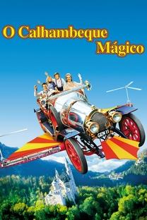 O Calhambeque Mágico - Poster / Capa / Cartaz - Oficial 8