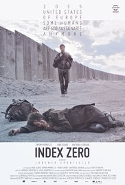 Index Zero - Poster / Capa / Cartaz - Oficial 1
