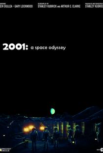 2001: Uma Odisseia no Espaço - Poster / Capa / Cartaz - Oficial 15