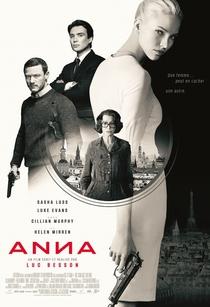 Anna - O Perigo Tem Nome - Poster / Capa / Cartaz - Oficial 6
