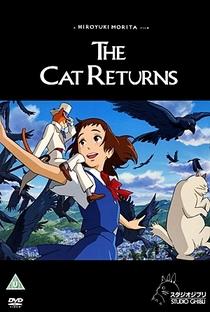 O Reino dos Gatos - Poster / Capa / Cartaz - Oficial 35