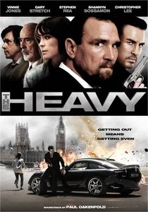 The Heavy - Poster / Capa / Cartaz - Oficial 3
