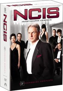 NCIS: Investigações Criminais (3ª Temporada) - Poster / Capa / Cartaz - Oficial 2