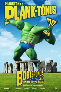 Bob Esponja: Um Herói Fora D'Água - Poster / Capa / Cartaz - Oficial 8