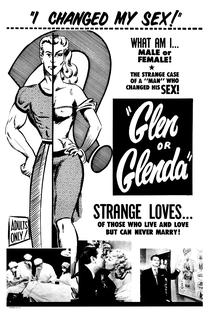 Glen ou Glenda? - Poster / Capa / Cartaz - Oficial 3