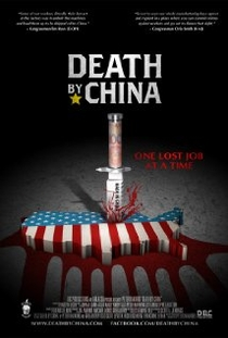 Death by China - Poster / Capa / Cartaz - Oficial 1