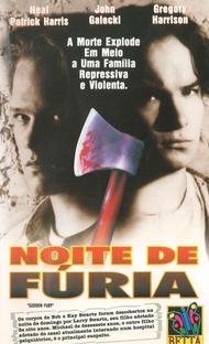 Noite de Fúria - Poster / Capa / Cartaz - Oficial 3