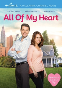 All Of My Heart - Poster / Capa / Cartaz - Oficial 2