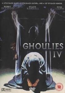 Ghoulies IV - Eles Estão Próximos! - Poster / Capa / Cartaz - Oficial 2
