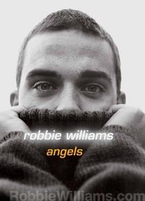 Robbie Williams: Angel - Poster / Capa / Cartaz - Oficial 1