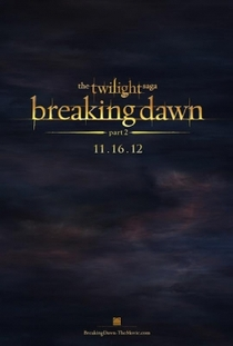A Saga Crepúsculo: Amanhecer - Parte 2 - Poster / Capa / Cartaz - Oficial 5