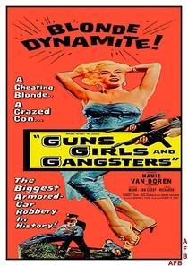 Garotas, Gatilhos e Gangsters - Poster / Capa / Cartaz - Oficial 3
