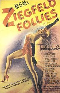 Folias de Ziegfeld - Poster / Capa / Cartaz - Oficial 1
