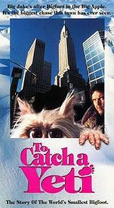 Yeti em Nova York - Poster / Capa / Cartaz - Oficial 1