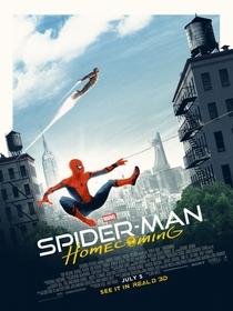 Homem-Aranha: De Volta ao Lar - Poster / Capa / Cartaz - Oficial 16