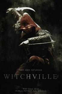 Caçadores de Bruxas - Poster / Capa / Cartaz - Oficial 1