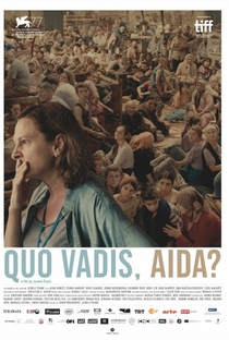 Quo Vadis, Aida? - Poster / Capa / Cartaz - Oficial 2