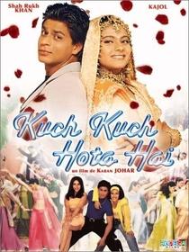 Kuch Kuch Hota Hai - Poster / Capa / Cartaz - Oficial 1