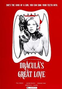 O grande amor do Conde Drácula - Poster / Capa / Cartaz - Oficial 2