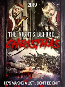 The Nights Before Christmas - Poster / Capa / Cartaz - Oficial 4